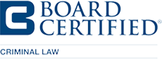 Board Certified Criminal Law
